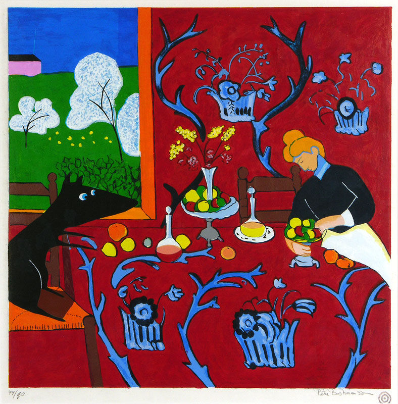 Yapping Matisse