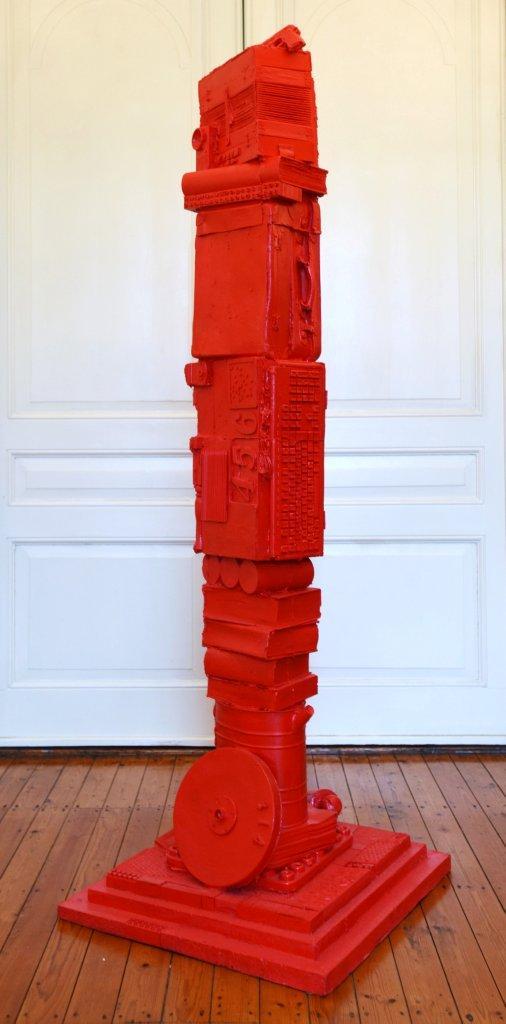 Babel III (rood)