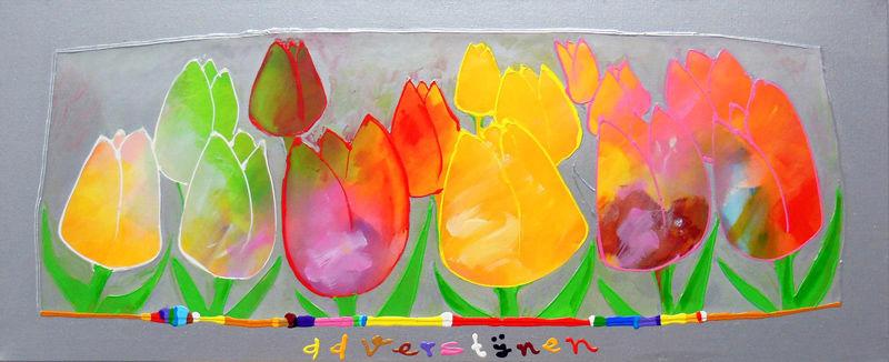 Aparte tulpen