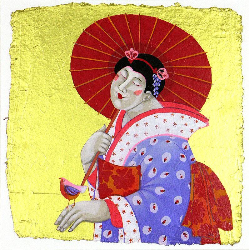 Femmes Japonnais II