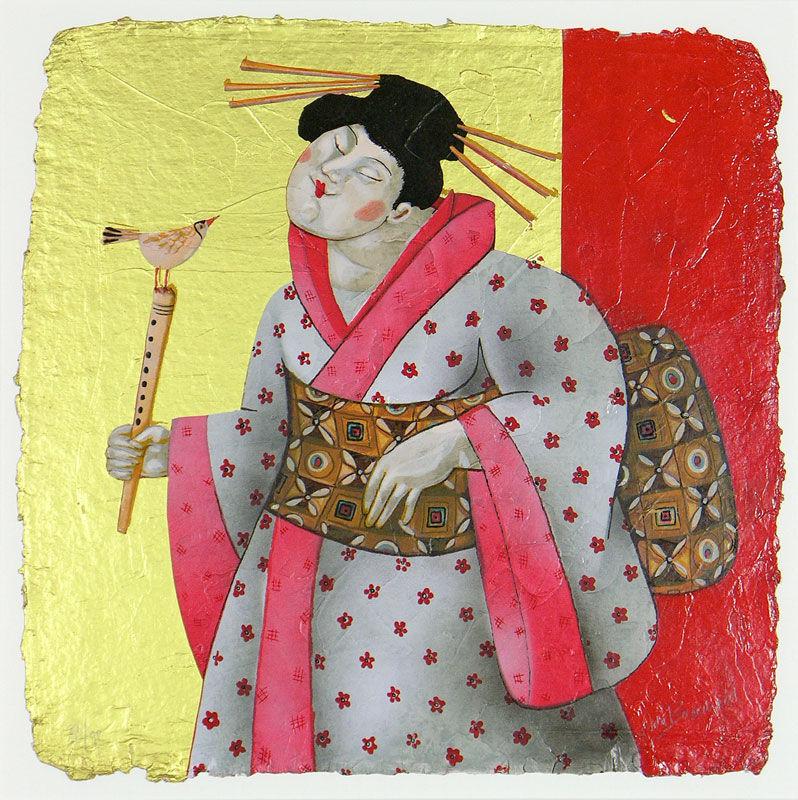 Femmes Japonnais IV