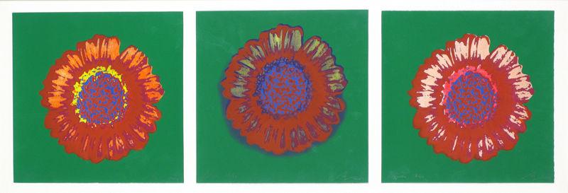 Flower 3-luik