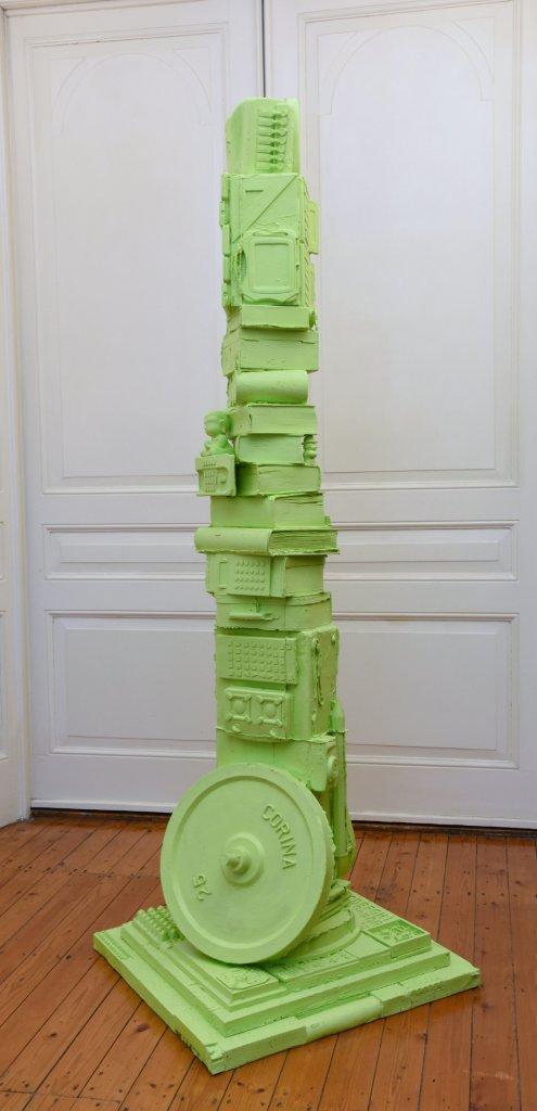 Babel I (groen)