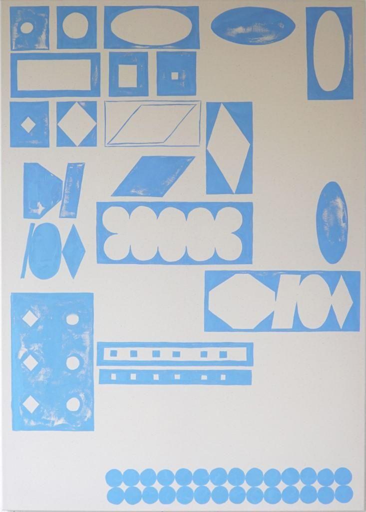 Mono Light blue