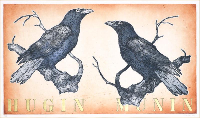 Hugin Munin 10/15