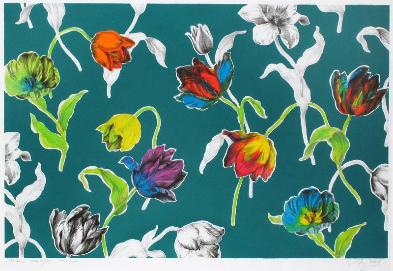 New tulips I
