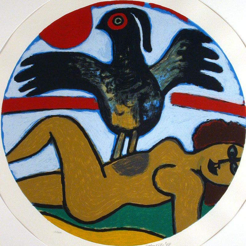 L'oiseau présent  109/200