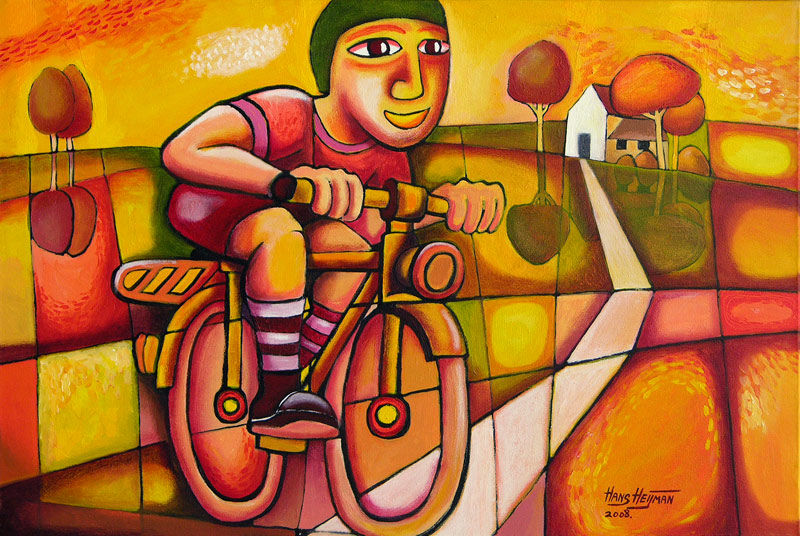 Lekker fietsen II