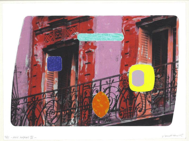 Paris facades iii 17/65 2005