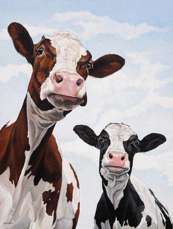 Twee koeien (2410)