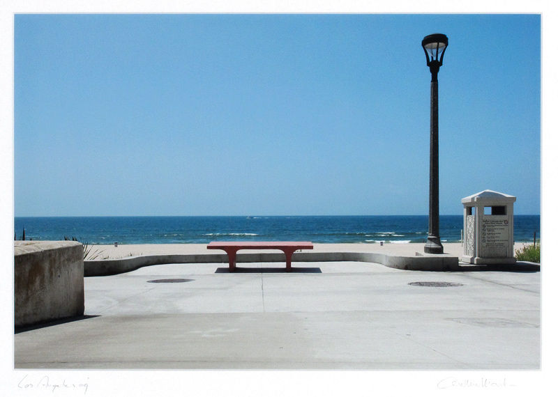 Ocean and seat