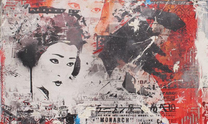 Monarch Geisha