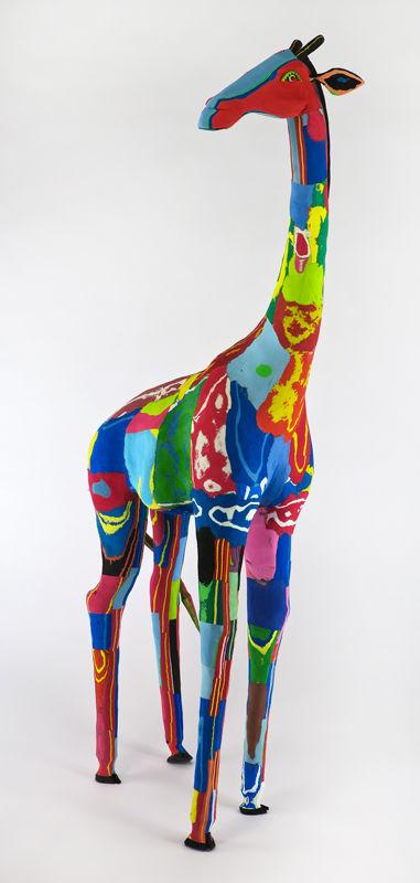 FlipFlop Giraf (klein)