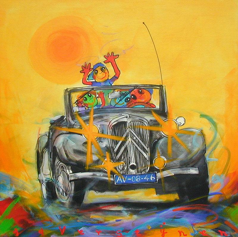5328 Traction avant Cabrio