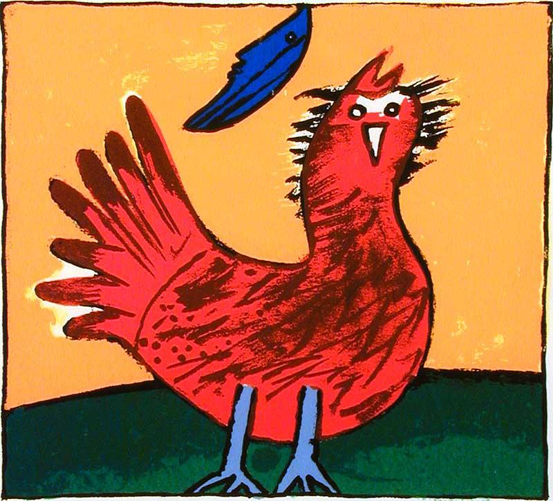 L'oiseau hollandais