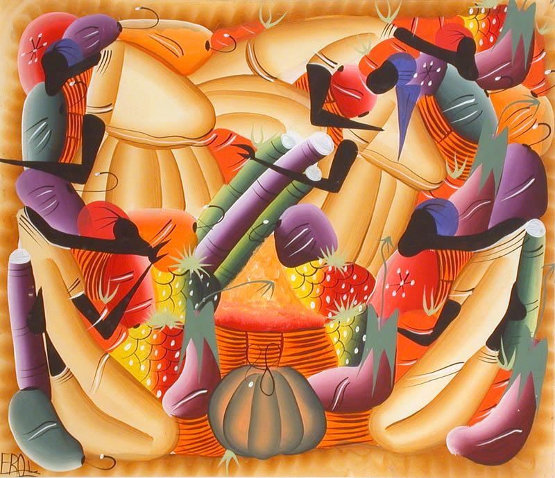 Mercado de fruta (Erol)