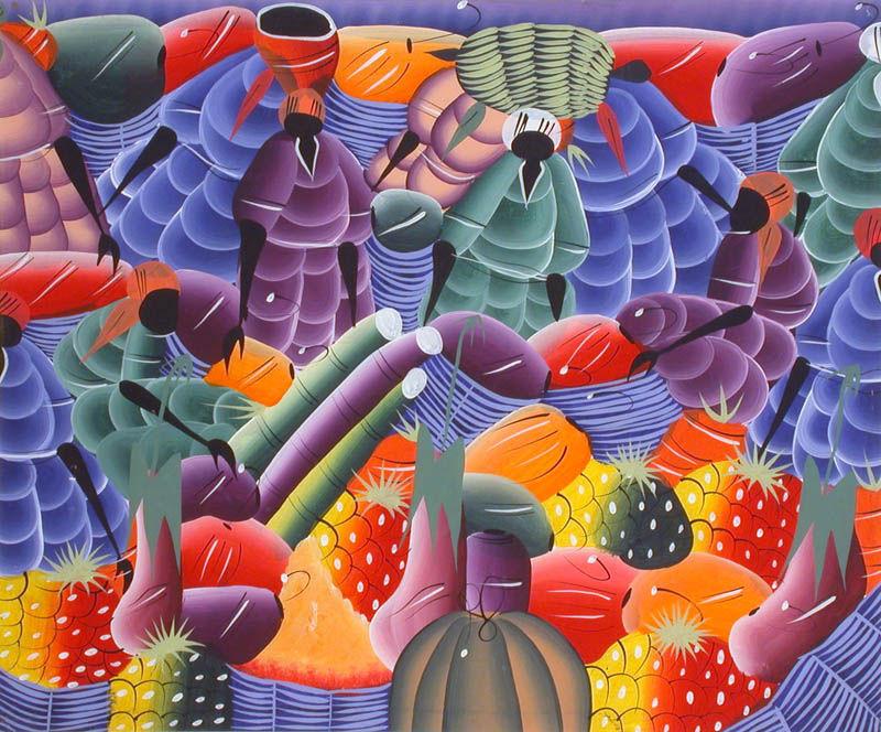 Mercado de fruta (Eddy)