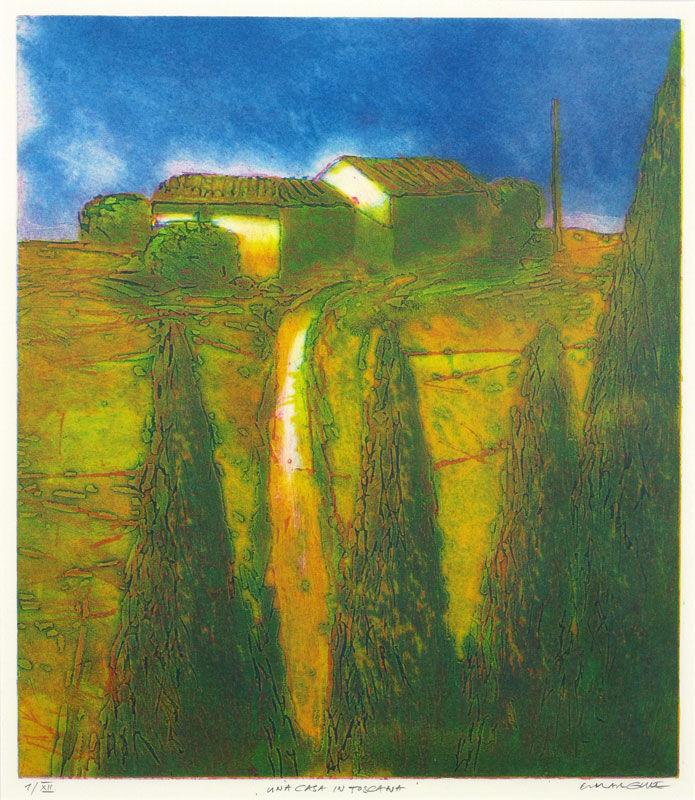 Unacasa in Toscana