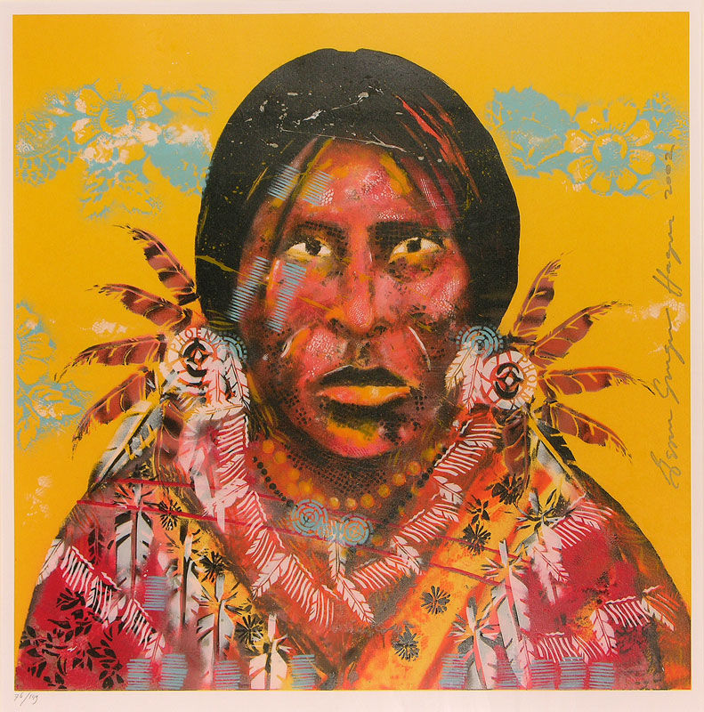 Geronimo (geel)