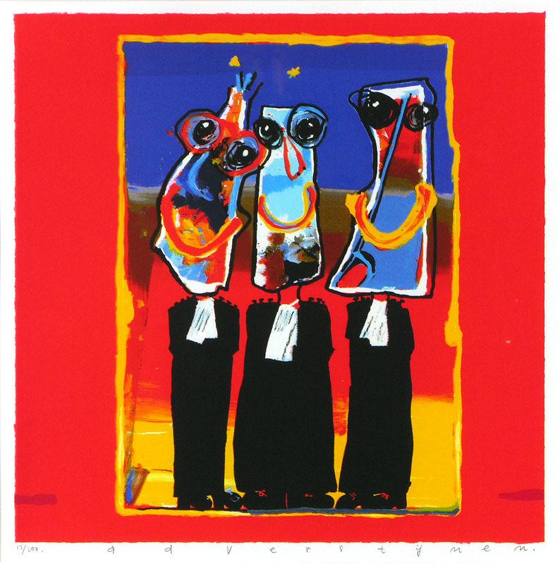 Drie rechtsgeleerden