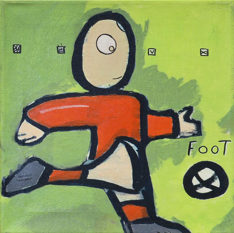 Foot(ball)