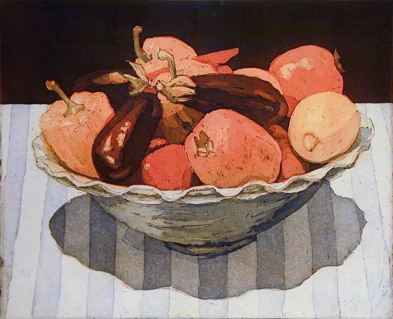 Fruitschaal 2003