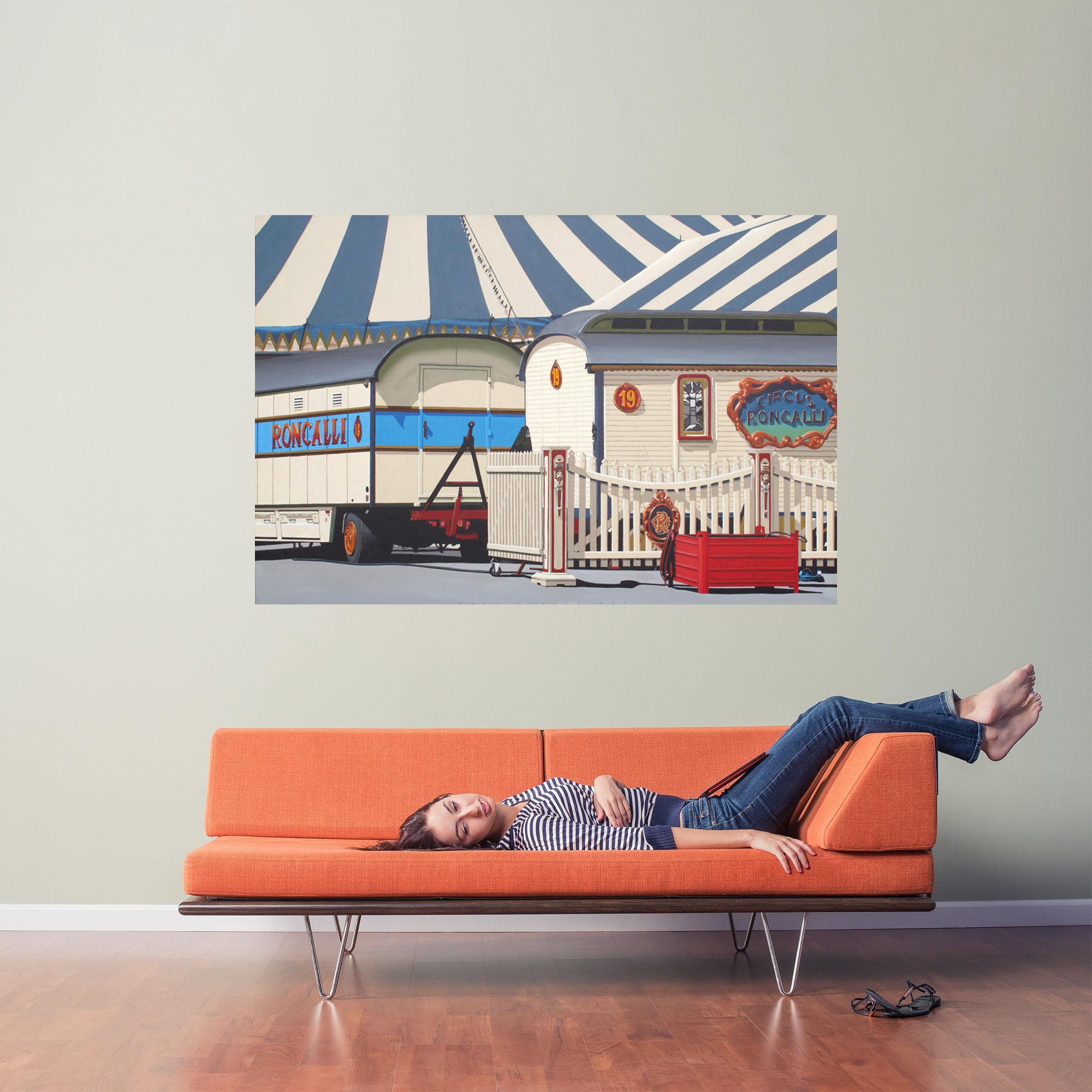 Circus 2 (twee wagens)