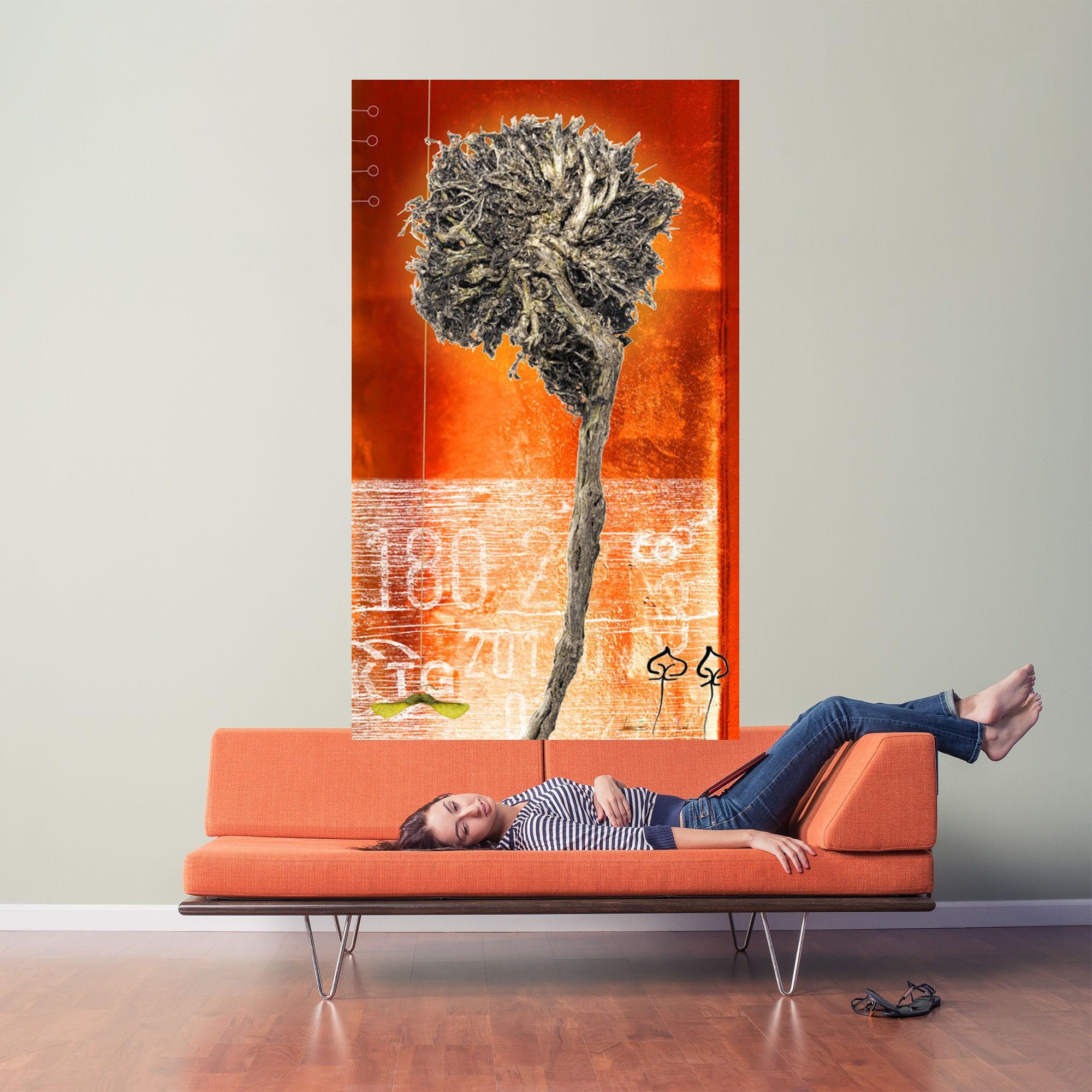 De gouden grasboom