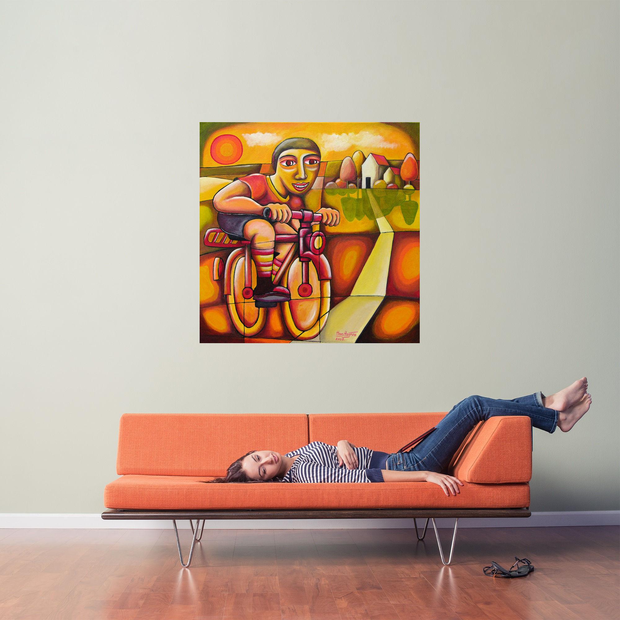 Lekker fietsen I